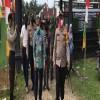 Bupati Kuansing Hadiri Launching Jaga Kampung di Desa Suka Maju